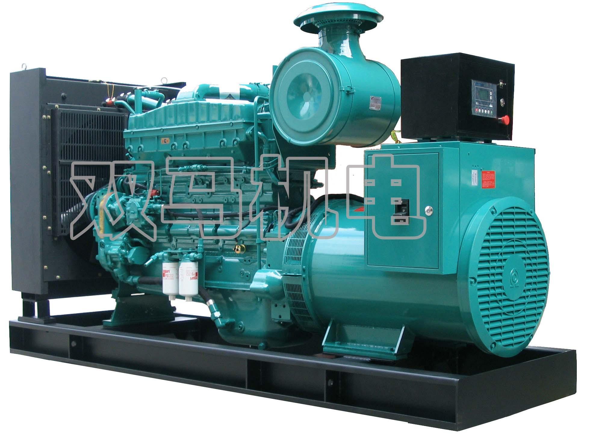 275KW康明斯柴油发电机组 柴油发电机组