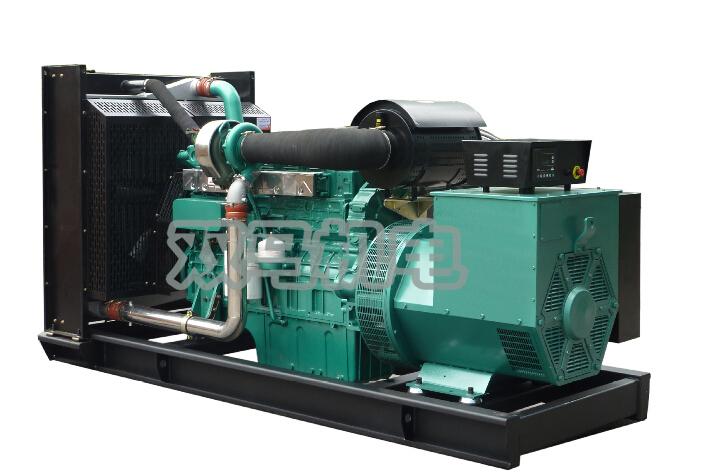 玉柴柴油发电机组_柴油发电机结构图